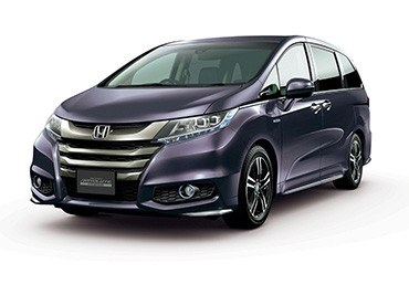 Honda Odyssey Absolute EX